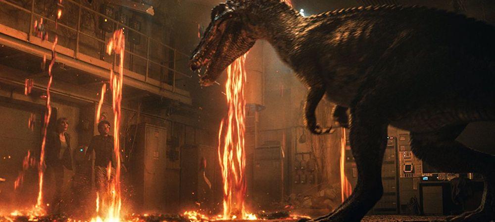Jurassic World-Fallen Kingdom